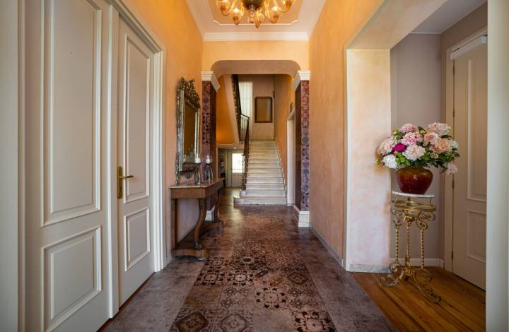 From a historical residence to a modern hotel with a Wellness area