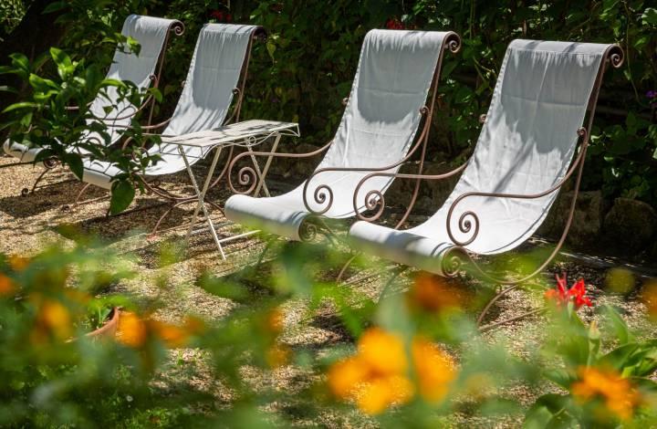Un'oasi verde per rilassarti, una location per eventi
